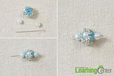 make the rest part of the blue bead ball pattern