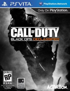 The Call of Duty: Black Ops - Declassified explores original fiction in the Call of Duty® Black Ops universe with an all-new campaign of Special Ops missions.
