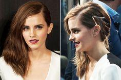 Emma Watson Rocks A Barrette Bonanza #Refinery29