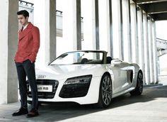 150409 Audi Korea - Siwon