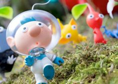 Pikmin 3 updated with new stylus control option - Wii U News from Vooks
