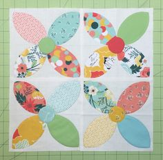 Sew Simple Shapes - Tutorial using Pellon for Easy Hand or Machine Applique!