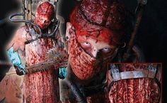 scary freak show haunted house | Scary Halloween Haunted House Ideas