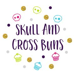 Fabulous Rubber Stamps by Skull and Cross by skullandcrossbuns