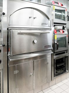 Restaurant Kitchen Oven the restaurant at meadowood kitchen.josper oven (lr) (540×360