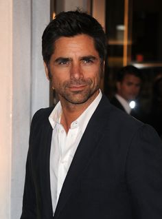 John Stamos--seriously?  He gets better with age. HE'S 50!!!