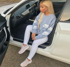 ⟣ ß r o o k ℮ ⟢ Best Picture For dope outfits casual For Your Taste You are looking for something, a Fancy Dress Outfits, Chill Outfits, Nike Outfits, College Outfits, Swag Outfits, Trendy Outfits, New Fashion Clothes, Teen Fashion Outfits, Fashion Women
