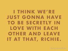 Margot Tenenbaum Royal Tenenbaums Wes Anderson Richie Quote by RockyHannahShow