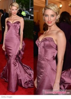 Red Carpet Dress by Zac Posen