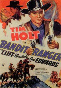 Tim Holt | Tim Holt Movie Posters | Bandit Rangers - 1942