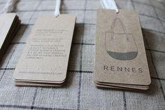 rennes tags: fantastica idea per cartellini prezzati