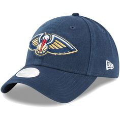 1a7393f0 Women's New Orleans Pelicans New Era Navy Core Classic 9TWENTY Adjustable  Hat, Your Price