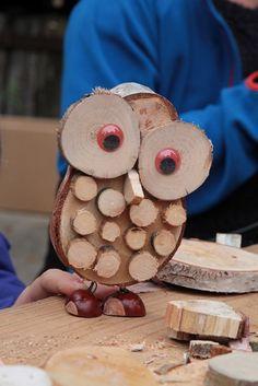 Oktobermaand Kindermaand, een leuk idee om met de kinderen te maken!