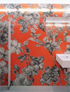 contemporary art museum new york restroom - Google Search