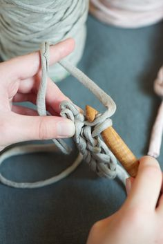 Diy Crochet Jewellery Tutorial Make Your Own Chunky