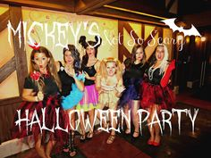 Disney College Program: Mickey's Not So Scary Halloween Party