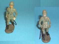 2613 – Elastolin Offizier im Marsch 7,5cm Serie | eBay