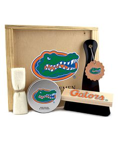 Worthy Promotional Products Florida Gators Shoe Care Gift Set | zulily