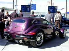 Ideas for my new Street Rod: Plymouth Prowler (more at pinterest.com/gary5mith/ideas-for-my-new-street-rod)