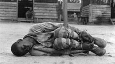 Photo courtesy PBS  The documentary Slavery by Another Name shows viewers how African-Americans were placed into forced labor camps after slavery. The film is one of several showing on SE Campus for Black History Month.