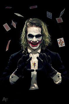 joker, good make up nice concept