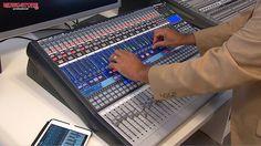 Presonus StudioLive AI Mixer Series Audio Post Production, Music Production, Audio Sound, Mixers, Audio Equipment, Music Stuff, Band, Studio, Live