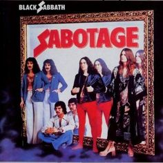 Black Sabbath - Sabotage, heavy metal a moldar-se