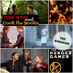 a big, delicious roundup: The Hunger Games {food 'n flix meets cook the books}