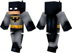 Minecraft Skins | Batman