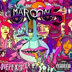 Maroon 5 - Overexposed [2012] #pop