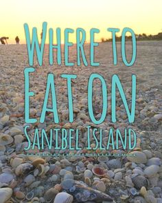 When I first met my husband I have never heard of Sanibel Island, Florida. But he always talked of memories on the island as he had spent countless summers and holidays there staying at his grandfather's condo. One summer we got a few friends together and I took my first trip there, I was amazed, …