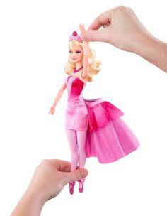 boneca barbie bailarina 7
