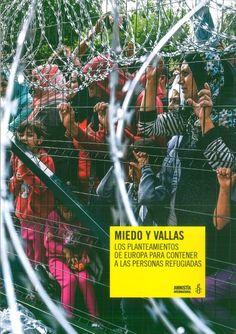 AMNISTIA INTERNACIONAL - MIEDO Y VALLAS