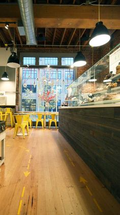 Commercial remodel - TI of Portland patisserie
