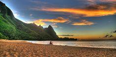 Lugares de película: las islas Hawaianas