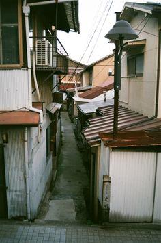 路地裏 広島県尾道市 #Travel #Japan #hiroshima