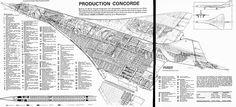 Frank Munger Concorde cutaway