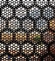 Honeycomb mesh screen Photography Reviews, Digital Photography, Mesh Screen, Honeycomb, Fractals, Honeycombs, Honeycomb Pattern