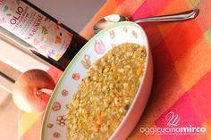 Minestrone del benessere (ricetta Bimby) #minestrone #bimby #ricetta @fusilloro