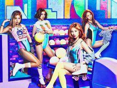 O Lento Adeus da Segunda Geração: Wonder Girls anuncia Disband. - Delírios da Madrugada