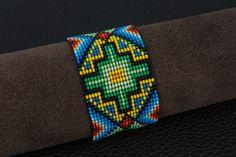 SALE ~ 30% Off ~ Chacana Cross Bracelet - Mother Nature