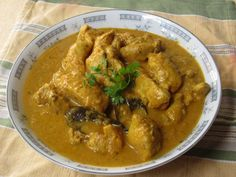simple baking: Awadhi Murgh Korma