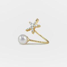 Wish Upon a Starfish Ring | Whosits and Whatsits
