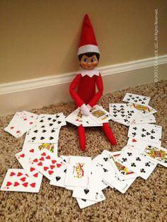 Pick a card, any card! | Santas Office
