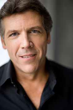 """Thomas Hampson:  """"We don't present our voices to the audience.  We resonate our souls."""""""