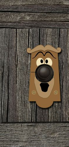 Alice in Wonderland Door Knob- M would love this! Totally going to make it.