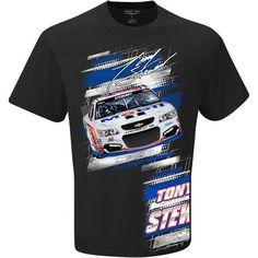 Tony Stewart Stewart-Haas Racing Team Collection Slingshot T-Shirt - Black - $20.99