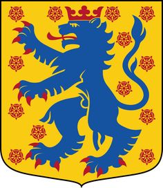 Coat of arms of the municipality of Ystad, Sweden