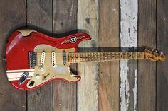 Levi's Vintage Clothing x Fender Stratocaster Guitar