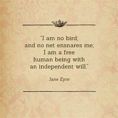 Most memorable quotes from Jane Eyre, a Book based on Novel. Find important Jane Eyre Quotes from book. Jane Eyre Quotes about romantic an. Book Quotes Love, Bird Quotes, Poetry Quotes, Great Quotes, Me Quotes, Inspirational Quotes, Classic Book Quotes, Career Quotes, Reading Quotes